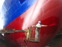 Marine, Onshore & Offshore Oil and Gas Industrial Paint
